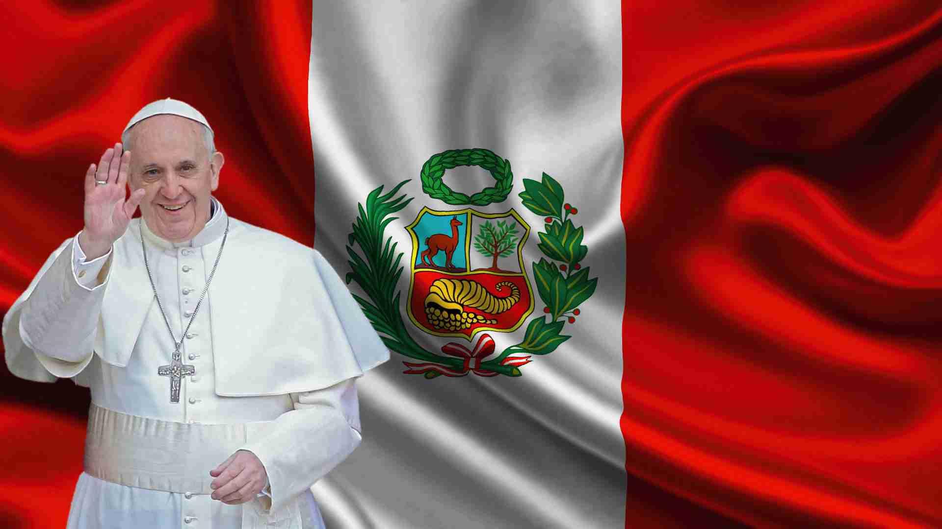 Papa Francisco En Lima 2018