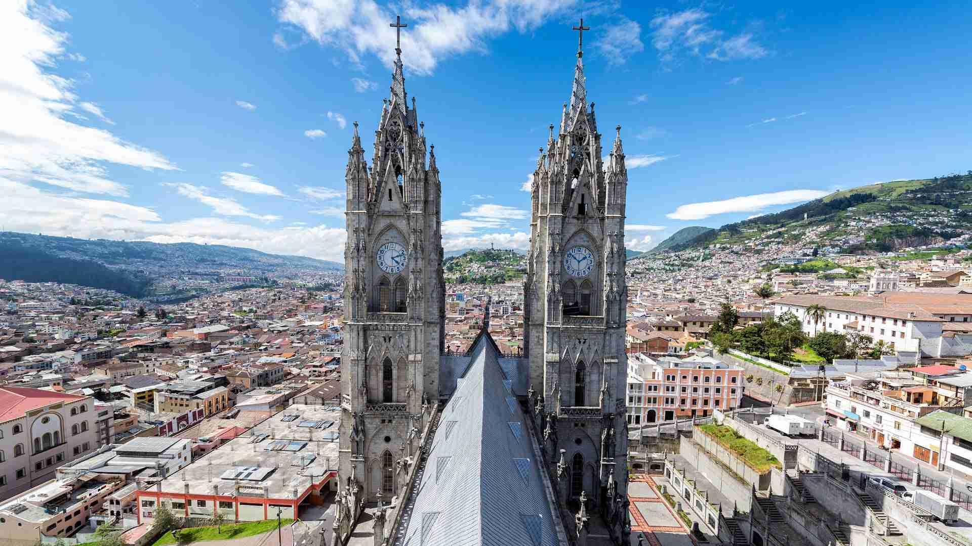 Fin De Año Recorriendo Ecuador