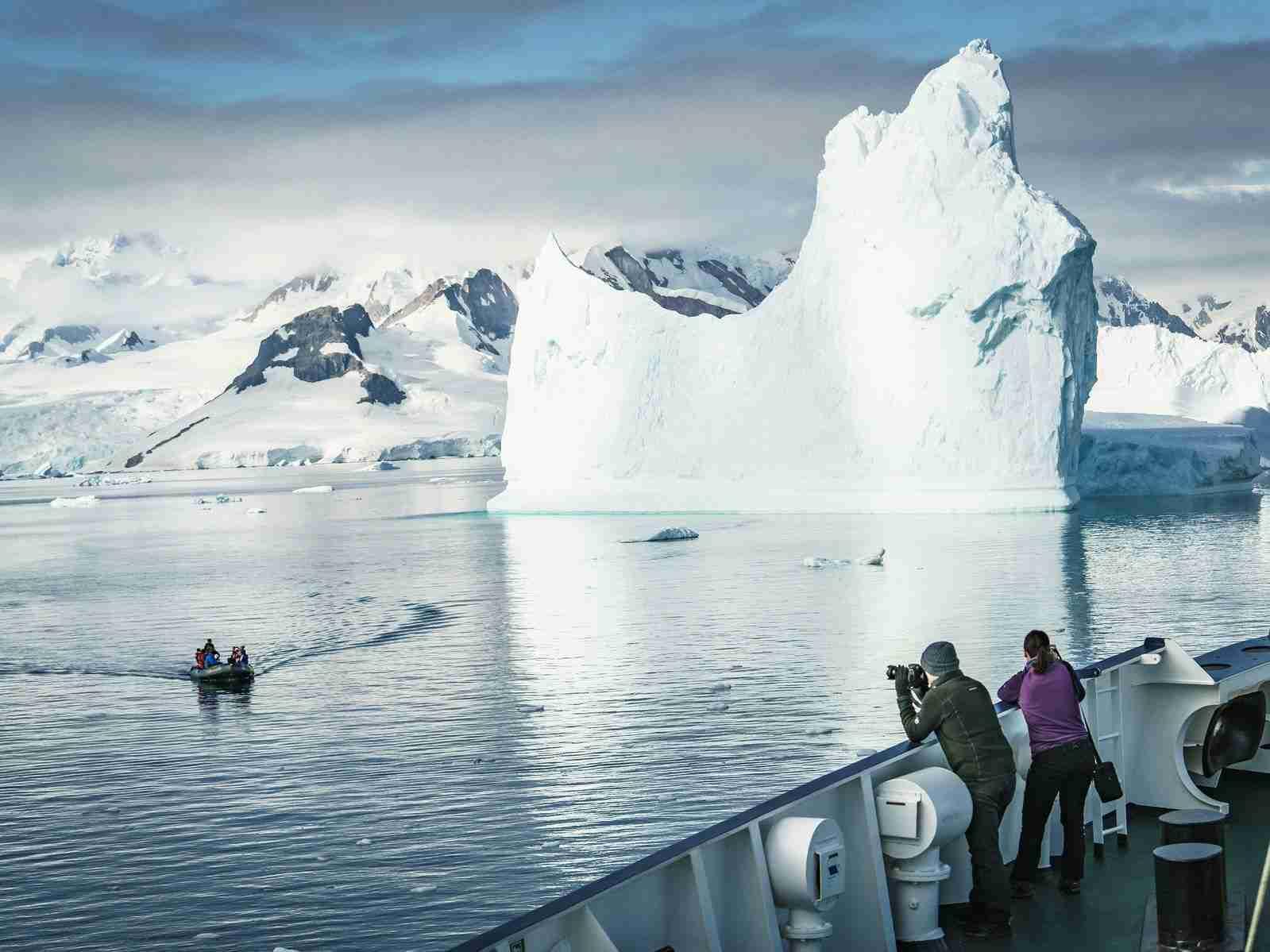 Luxury Cruise  Antarctica In Depth