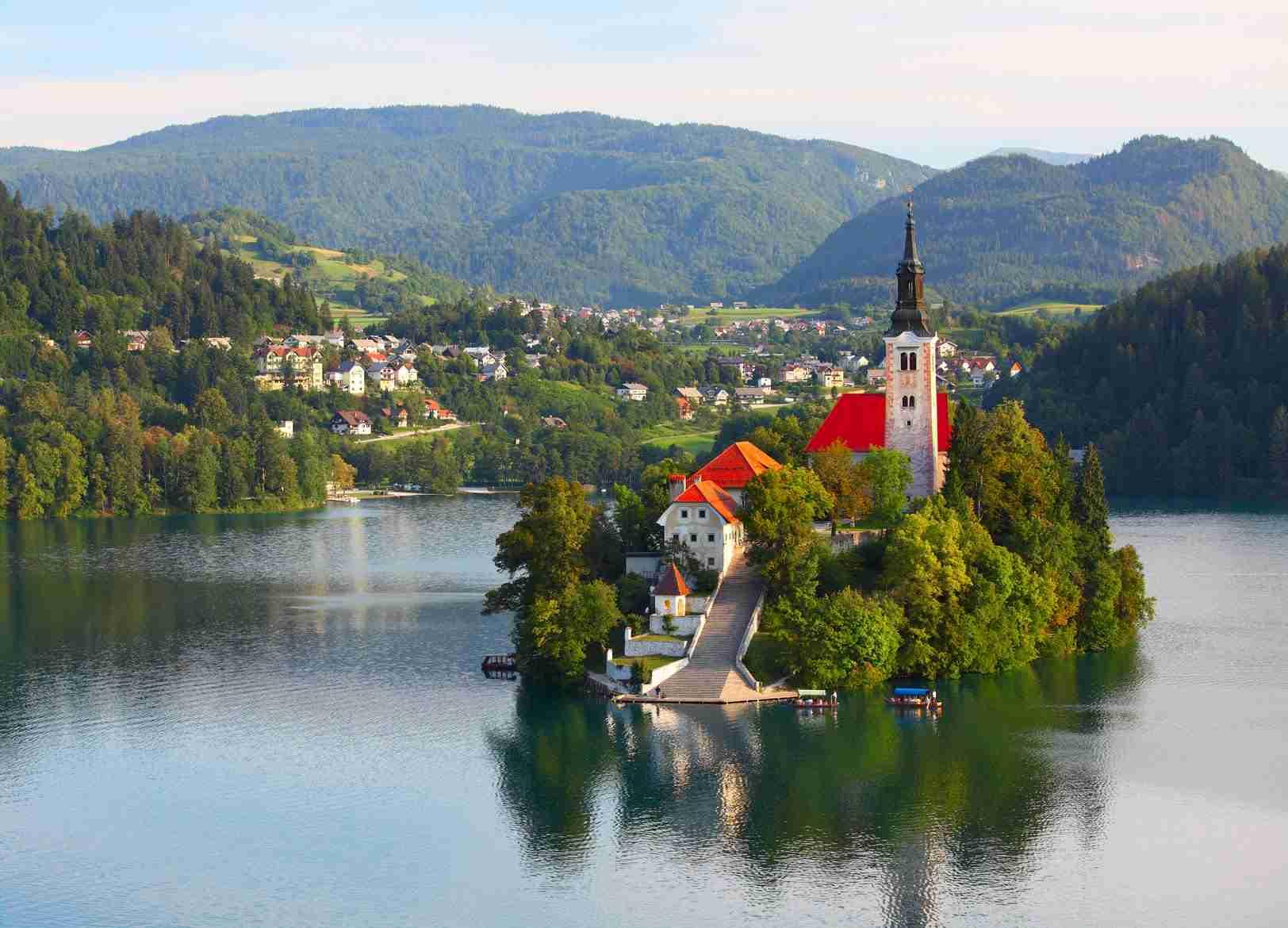 Lo Mejor De Croacia, Eslovenia Y Bosnia