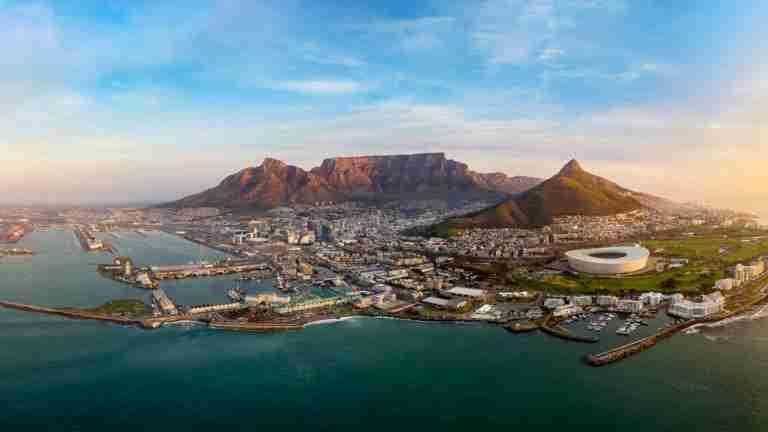 Ciudad Del Cabo  Y Safari En Sudáfrica O Botswana
