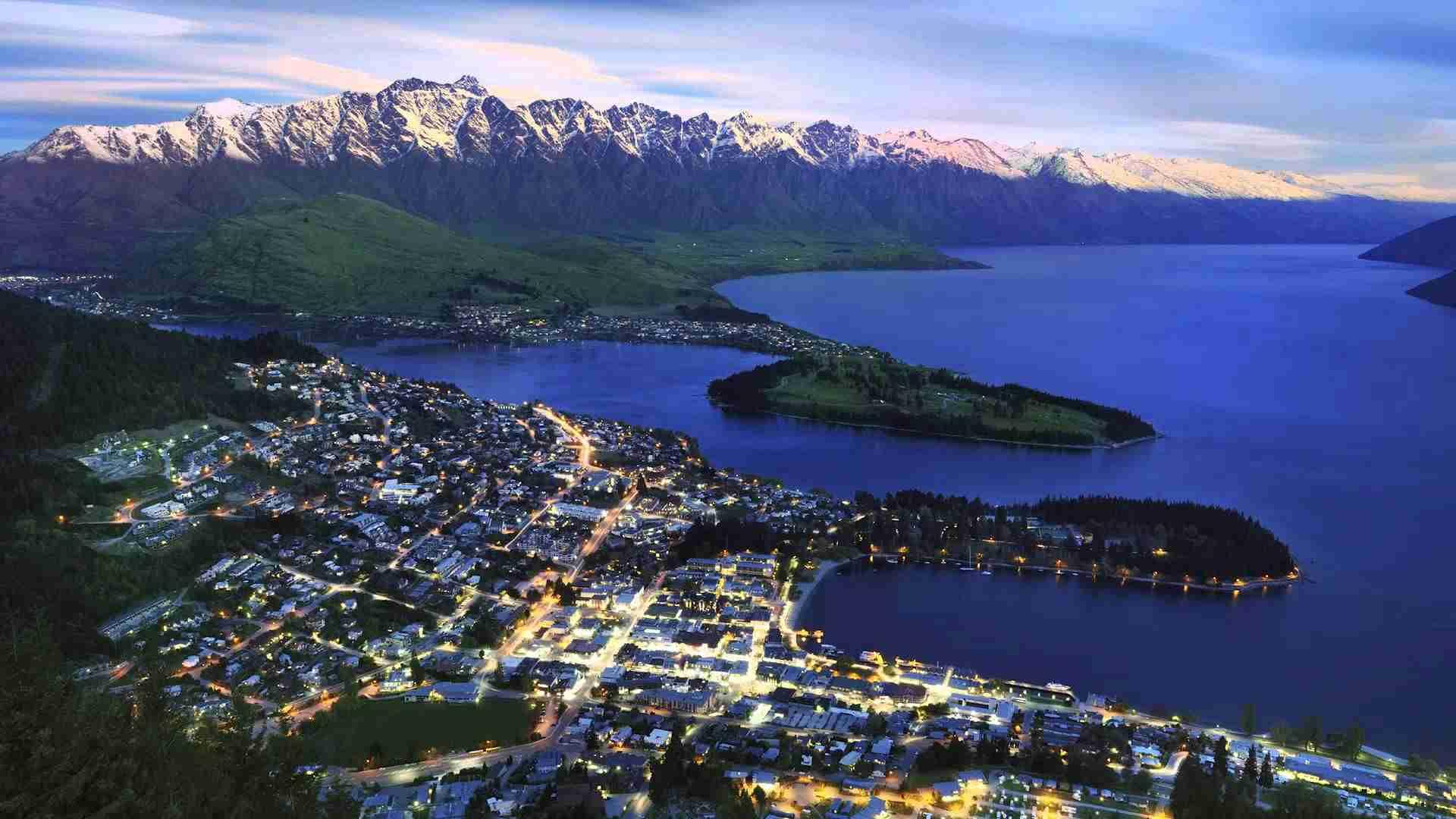 Nueva Zelanda Paisajes Y Cultura