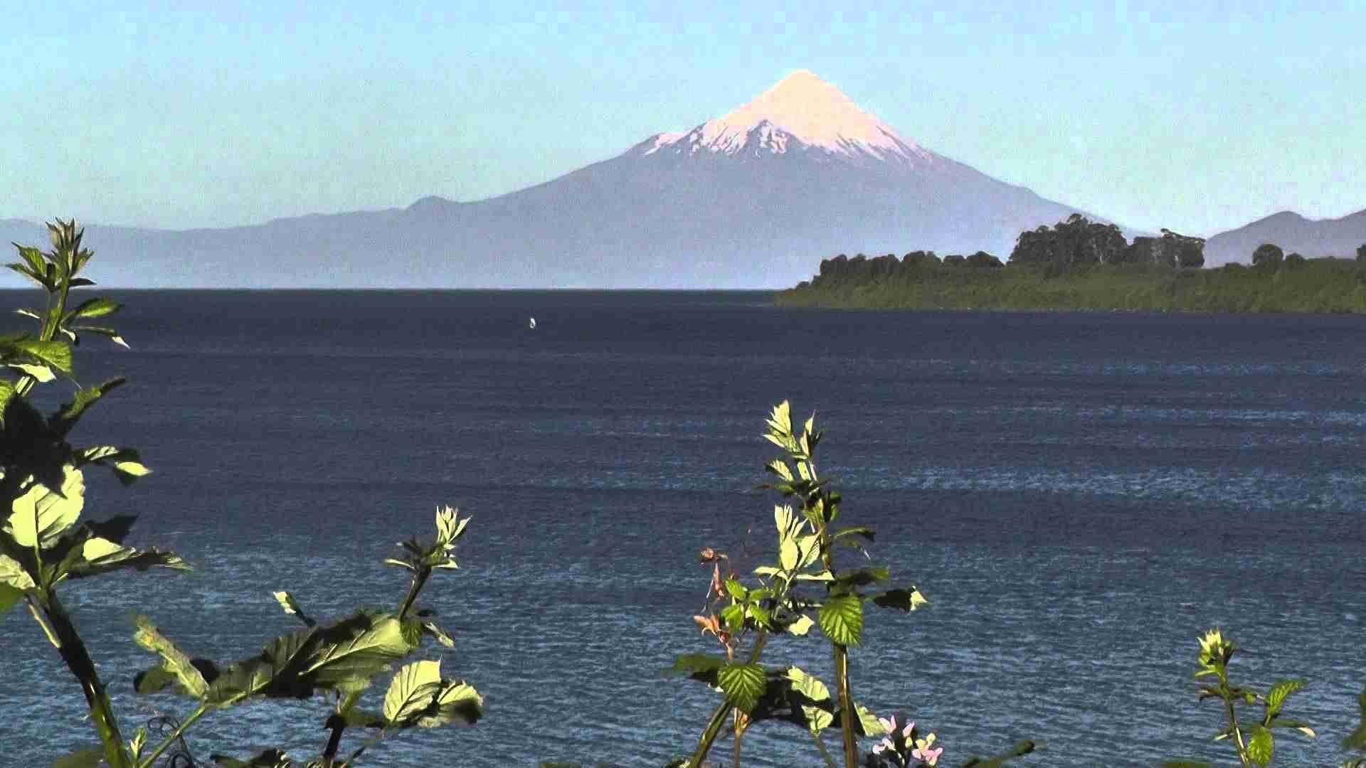 Santiago Region De Lagos Y Volcanes