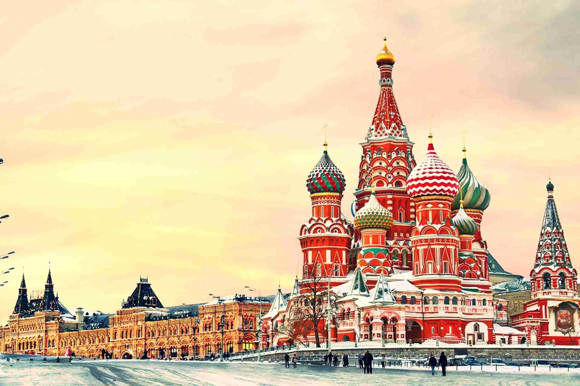 Europa Del Este Y Rusia