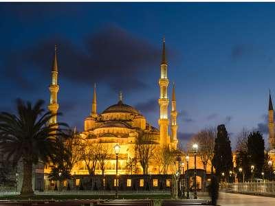 Excursion A Turquia