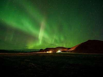 Energias Secretas Y Auroras Boreales