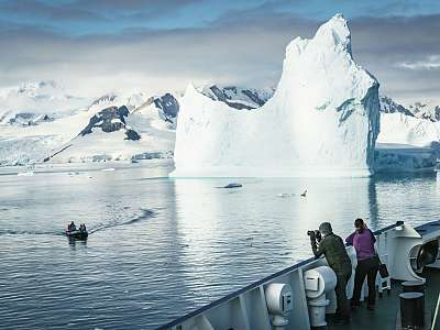 Luxury Cruise  Antarctica In Depth