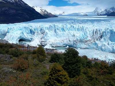 Spirit Of The Glaciers  Más  Iguazu