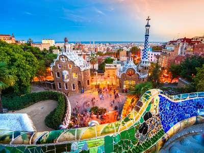 Barcelona Y Madrid