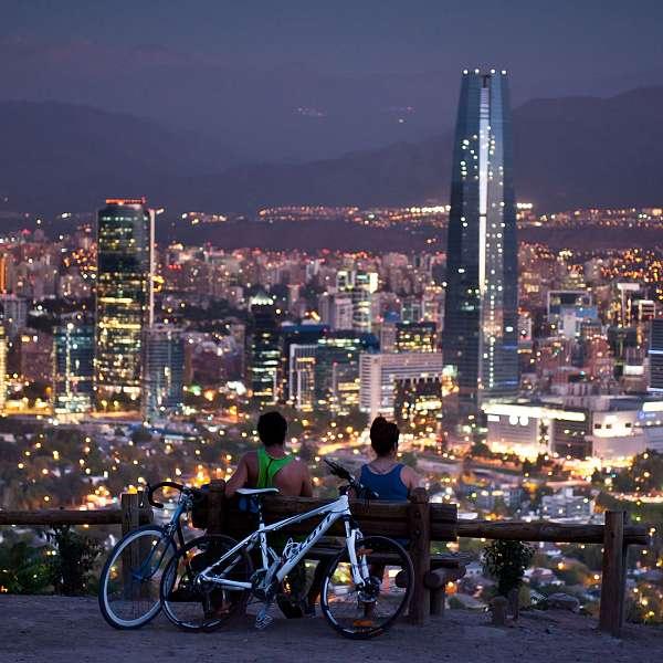 Chile: Conozca Santiago